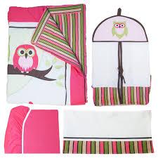 Hayley Nursery Bedding Set by Kohls Owl Crib Bedding Creative Ideas Of Baby Cribs