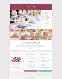how to become a party planner 33 event planning website themes templates free premium