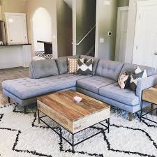 Contemporary Sectional With Chaise Best 25 Sectional Sofa With Chaise Ideas On Pinterest Sectional