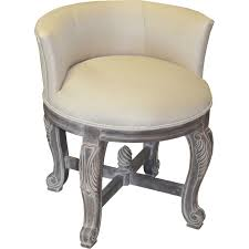 this european inspired vanity chair will accent your home decor