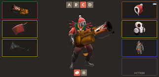 i finally got the dragon slayer war paint tf2
