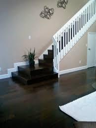 decoration minimalist decorating ideas using brown laminate floor