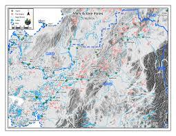 Blm Lightning Map July 2016 Ak Fire Info Page 14