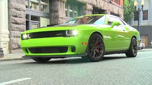 Dodge Challenger Hellcat - 2017 dodge challenger hellcat test drive interior and exterior