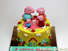 peppa pig birthday cakes peppa pig birthday cake ideas childrens birthday cakes in london