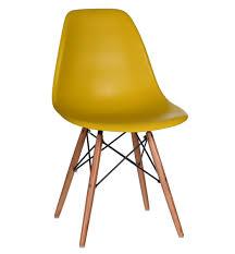 chaise bureau jaune chaise vintage jaune esprit d autrefois 67027 magasin de meubles