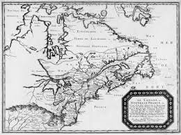 Ou Map Placing Pennsylvania On The Map The Seventeenth Century