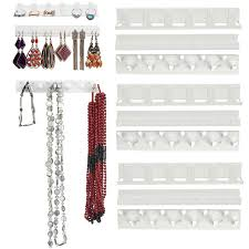 earring necklace jewelry display images 9pcs set jewelry display vertical earring necklace bracelet jpg