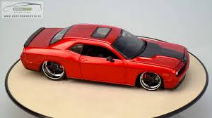 Dodge Challenger 2008 - dodge challenger srt8 2008 maisto 1 24 youtube