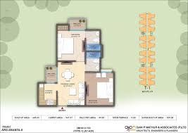 2 Bhk Floor Plans Value Homes By Arg Group 2 Bhk Flats In Ajmer Road Jaipur