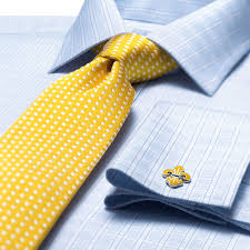 light yellow mens dress shirt this looks great love the shirt and tie very springlike look