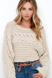 10 best cropped sweaters for fall 2017 crop top sweaters for
