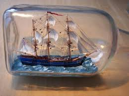 ship in a 107 best ship in a bottle images on sea monsters