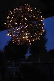 Nature Power Hanging Solar Shed Light by Fairy Light Globe White Christmas Lights Plant Hangers And