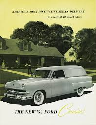 all sizes 1953 ford courier sedan delivery brochure flickr