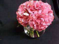 Ceramic Football Vase Ceramic Football Vase Filled With Roses Hydrangea Tulips Curly