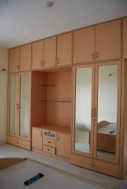Bedroom Sliding Cabinet Design Bedroom Furniture Wooden Wardrobe Cabinet With Mirror Door Large