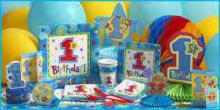 1st birthday party supplies 1st birthday party theme margusriga baby party preparing 1st