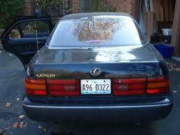 1990 lexus ls400 parts lexus ls400 black black fair to poor condition but low great
