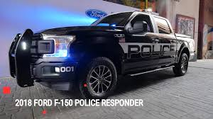 first truck ever made 2018 ford f 150 police responder is ford u0027s first pursuit rated