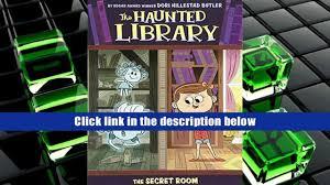 audiobook the secret room haunted library dori hillestad butler