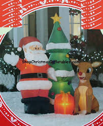 Snoopy Inflatable Christmas Decoration by Shop Christmas Inflatables Gemmy Inflatables Yard Inflatables