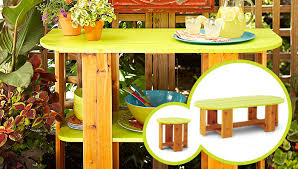 Outdoor End Table Plans Free by Outdoor Tables