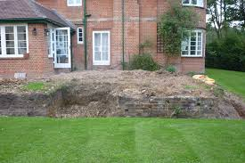 Raised Patio Construction Allscapes Contract U0026 Landscape Gardeners In Beds Berks And Bucks