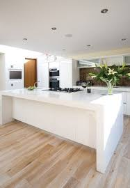 Wood Floor In Kitchen by Top 25 Best White Washed Floors Ideas On Pinterest White Wash