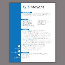 Sample Resume For Maths Teachers by Masculine Resume Template Resume Templates Creative Market
