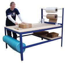 warehouse bench multi purpose packaging bench