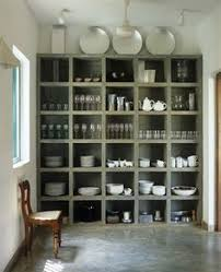 Open Metal Shelving Kitchen by Via A4ee04a125dee4716021cdd8f094c842 Jpg 536 720 Interior
