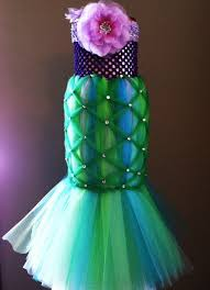 Mermaid Halloween Costume Kids 25 Mermaid Dresses Ideas