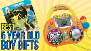 10 best 5 year boy gifts 2016