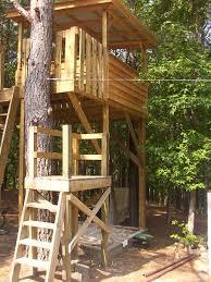 Backyard Zip Line Ideas Zip Line Platform Google Search Treehouse Clubhouse