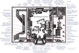 221b baker street floor plan holmes sweet holmes a floorplan of 221b baker street big think