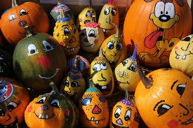 pumpkin painting 101