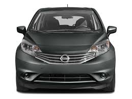 nissan versa note manual 2016 nissan versa note price trims options specs photos