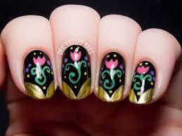 nail art 33 formidable disney nail art photo design disney nail