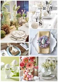 inspiration 22 easter table setting ideas style barista