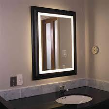 Illuminated Bathroom Mirror by Cheap Illuminated Bathroom Mirrors Home