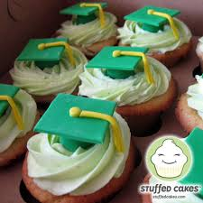 stuffed cakes goodbye high hello college cupcakes