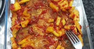 resep cihu bandung resep memasak gurami cabe saos nanas mantap resep resep makanan