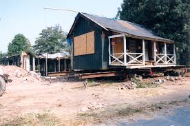aunt fanny s cabin view of cabin on its original site in 1997 after the semicircular dining room had been dismantled photograph by author