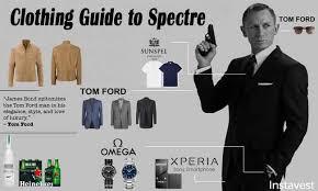 James Bond Halloween Costume Evolution James Bond Suits Spectre Costume Guide