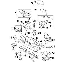 lexus is300 parts diagram parts com lexus stay cigarette ligh partnumber 8551553010