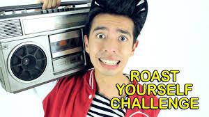 Challenge De Que Trata Roast Yourself Challenge Ami Rodriguez