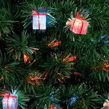 Fibre Optic Slim Christmas Trees - cheap fibre optic christmas tree christmas lights decoration