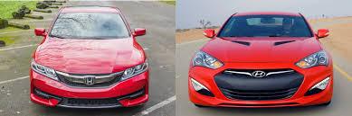 lexus es vs honda accord head to head 2016 honda accord coupe vs 2016 hyundai genesis