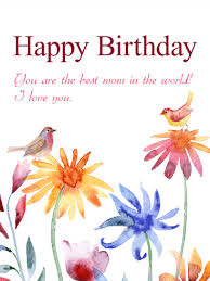 the best mom in the world birthday card do you have the best mom